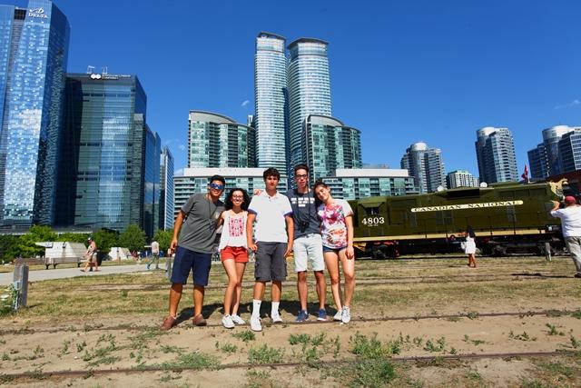 St Giles Toronto